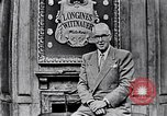 Image of Willey Ley New York United States USA, 1952, second 32 stock footage video 65675041159