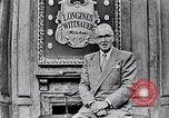 Image of Willey Ley New York United States USA, 1952, second 33 stock footage video 65675041159
