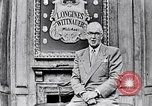 Image of Willey Ley New York United States USA, 1952, second 38 stock footage video 65675041159