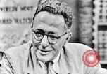 Image of Willey Ley New York United States USA, 1952, second 12 stock footage video 65675041161