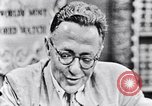 Image of Willey Ley New York United States USA, 1952, second 14 stock footage video 65675041161