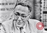 Image of Willey Ley New York United States USA, 1952, second 16 stock footage video 65675041161