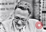 Image of Willey Ley New York United States USA, 1952, second 19 stock footage video 65675041161