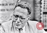Image of Willey Ley New York United States USA, 1952, second 50 stock footage video 65675041161