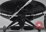 Image of Umbrella and Pusher planes United States USA, 1936, second 20 stock footage video 65675041172
