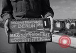 Image of Residential buildings Berlin Germany, 1952, second 2 stock footage video 65675041175