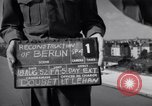 Image of Residential buildings Berlin Germany, 1952, second 8 stock footage video 65675041175
