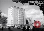 Image of Residential buildings Berlin Germany, 1952, second 53 stock footage video 65675041175