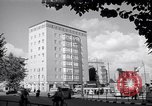 Image of Residential buildings Berlin Germany, 1952, second 54 stock footage video 65675041175