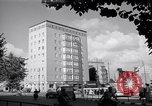 Image of Residential buildings Berlin Germany, 1952, second 55 stock footage video 65675041175