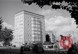 Image of Residential buildings Berlin Germany, 1952, second 56 stock footage video 65675041175