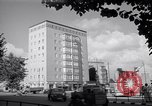 Image of Residential buildings Berlin Germany, 1952, second 57 stock footage video 65675041175