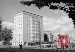 Image of Residential buildings Berlin Germany, 1952, second 58 stock footage video 65675041175