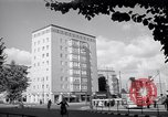 Image of Residential buildings Berlin Germany, 1952, second 59 stock footage video 65675041175
