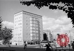 Image of Residential buildings Berlin Germany, 1952, second 60 stock footage video 65675041175