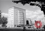 Image of Residential buildings Berlin Germany, 1952, second 61 stock footage video 65675041175