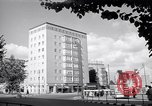 Image of Residential buildings Berlin Germany, 1952, second 62 stock footage video 65675041175