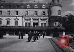 Image of French Saar negotiations France, 1952, second 2 stock footage video 65675041188