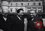 Image of French Saar negotiations France, 1952, second 9 stock footage video 65675041188