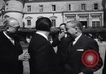 Image of French Saar negotiations France, 1952, second 10 stock footage video 65675041188