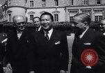 Image of French Saar negotiations France, 1952, second 13 stock footage video 65675041188