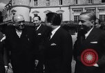 Image of French Saar negotiations France, 1952, second 14 stock footage video 65675041188