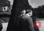Image of French Saar negotiations France, 1952, second 31 stock footage video 65675041188