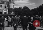 Image of French Saar negotiations France, 1952, second 37 stock footage video 65675041188
