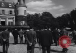 Image of French Saar negotiations France, 1952, second 39 stock footage video 65675041188