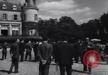 Image of French Saar negotiations France, 1952, second 40 stock footage video 65675041188