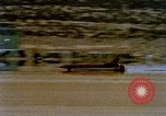 Image of rocket powered car California United States USA, 1979, second 45 stock footage video 65675041226