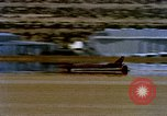 Image of rocket powered car California United States USA, 1979, second 48 stock footage video 65675041226