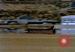 Image of rocket powered car California United States USA, 1979, second 49 stock footage video 65675041226
