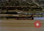 Image of rocket powered car California United States USA, 1979, second 50 stock footage video 65675041226