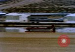 Image of rocket powered car California United States USA, 1979, second 52 stock footage video 65675041226