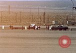 Image of rocket powered car California United States USA, 1979, second 12 stock footage video 65675041232