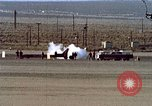 Image of rocket powered car California United States USA, 1979, second 24 stock footage video 65675041232