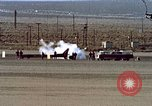 Image of rocket powered car California United States USA, 1979, second 26 stock footage video 65675041232