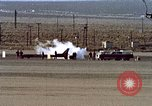 Image of rocket powered car California United States USA, 1979, second 27 stock footage video 65675041232