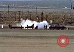Image of rocket powered car California United States USA, 1979, second 29 stock footage video 65675041232