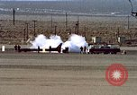Image of rocket powered car California United States USA, 1979, second 31 stock footage video 65675041232
