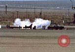 Image of rocket powered car California United States USA, 1979, second 32 stock footage video 65675041232