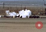 Image of rocket powered car California United States USA, 1979, second 34 stock footage video 65675041232