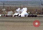 Image of rocket powered car California United States USA, 1979, second 36 stock footage video 65675041232
