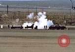 Image of rocket powered car California United States USA, 1979, second 37 stock footage video 65675041232