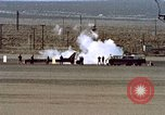 Image of rocket powered car California United States USA, 1979, second 39 stock footage video 65675041232