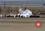 Image of rocket powered car California United States USA, 1979, second 41 stock footage video 65675041232