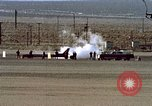 Image of rocket powered car California United States USA, 1979, second 42 stock footage video 65675041232
