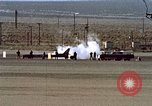 Image of rocket powered car California United States USA, 1979, second 43 stock footage video 65675041232