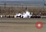 Image of rocket powered car California United States USA, 1979, second 44 stock footage video 65675041232